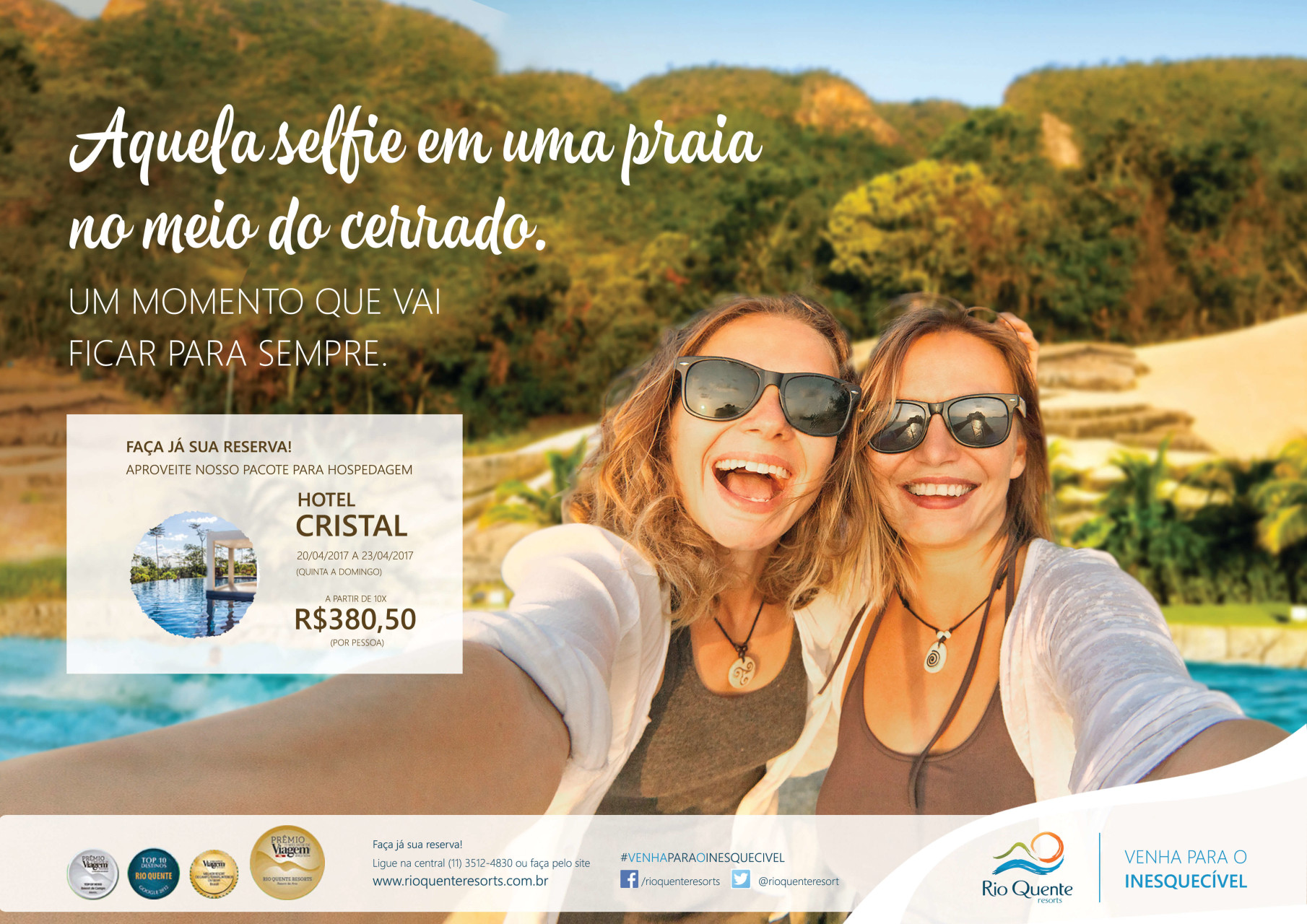 Rio Quente Resorts e Hot Park